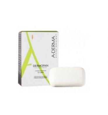 A-DERMA  Dermopan pastilla de jabón 100g