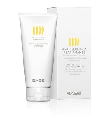 Anticelulítica reafirmante BABE 200 ml