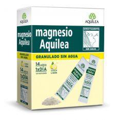MAGNESIO AQUILEA GRANULADO 14 sobres sin agua