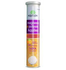 Aquilea Magnesio + Potasio 14 Comprimidos Efervercentes